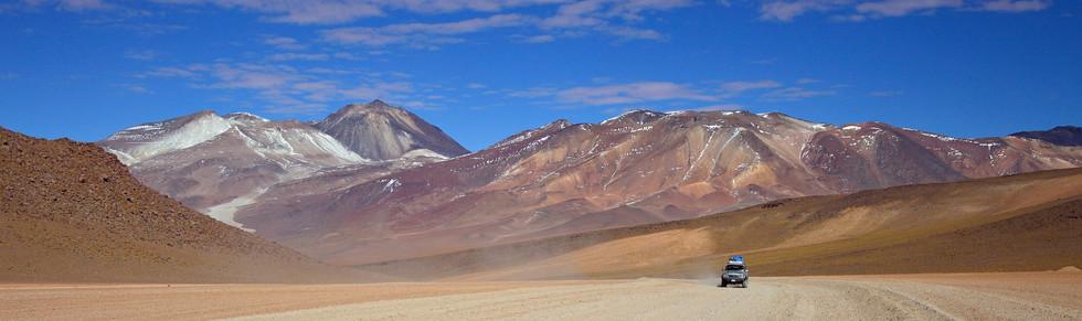 Circuits 4x4 depuis san Pedro de Atacama
