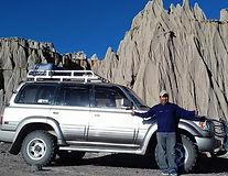 4x4 Bolivie voyage Covid19
