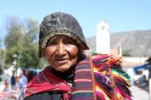 marché de tarabucco en bolivie depuis Sucre agence locale