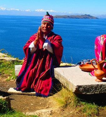 voyage lac titicaca en Bolivie
