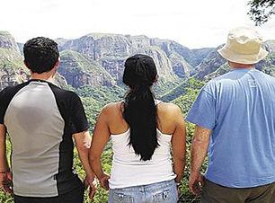 excursions dans le parc Amboro des volcans