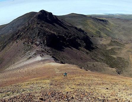 Ascension du volcan tunupa en Bolivie