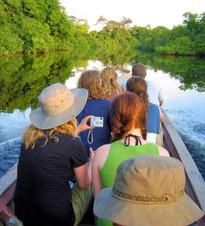 Voyage Andes et Amazonie
