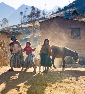 Voyage cordillère Apolobamba