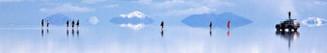 panoramique salar d'Uyuni