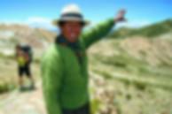 trekking Bolivie condoriri