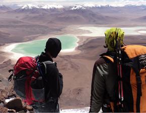 San pedro d'atacama volcan Licancabur
