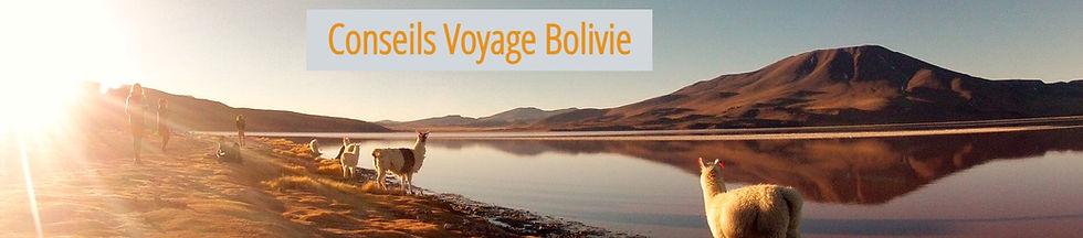 Conseils voyage Bolivie