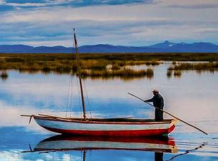 lac titicaca ile du soleil