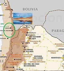 voyage Chili Bolivie depuis santa cruz