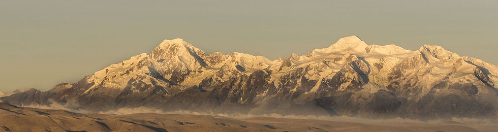 Les Andes en Bolivie Voyage
