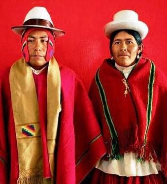 communautè Aymara bolivie