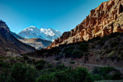 canyon de palca La Paz