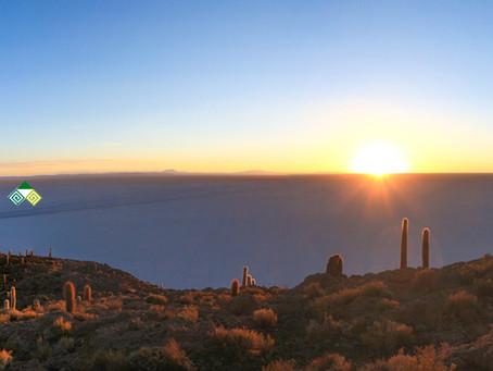 Le Salar d'Uyuni et le Sud-Lipez Bolivie