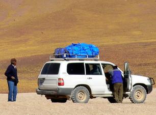 Excursion sud lipez en Bolivie
