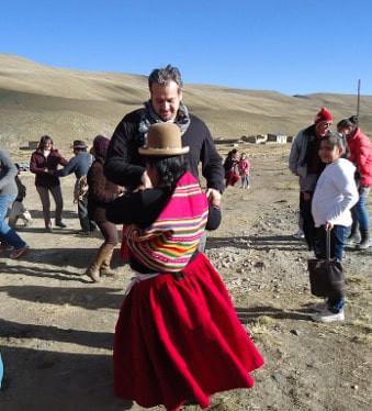 communautè de Tuni Bolivie