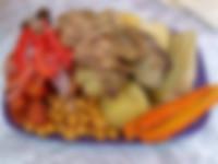 repas bolivie