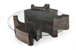 Tavolo scultura C10 T (NP2 1970)