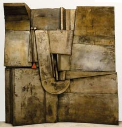 Painel escultural (NP2 1973)