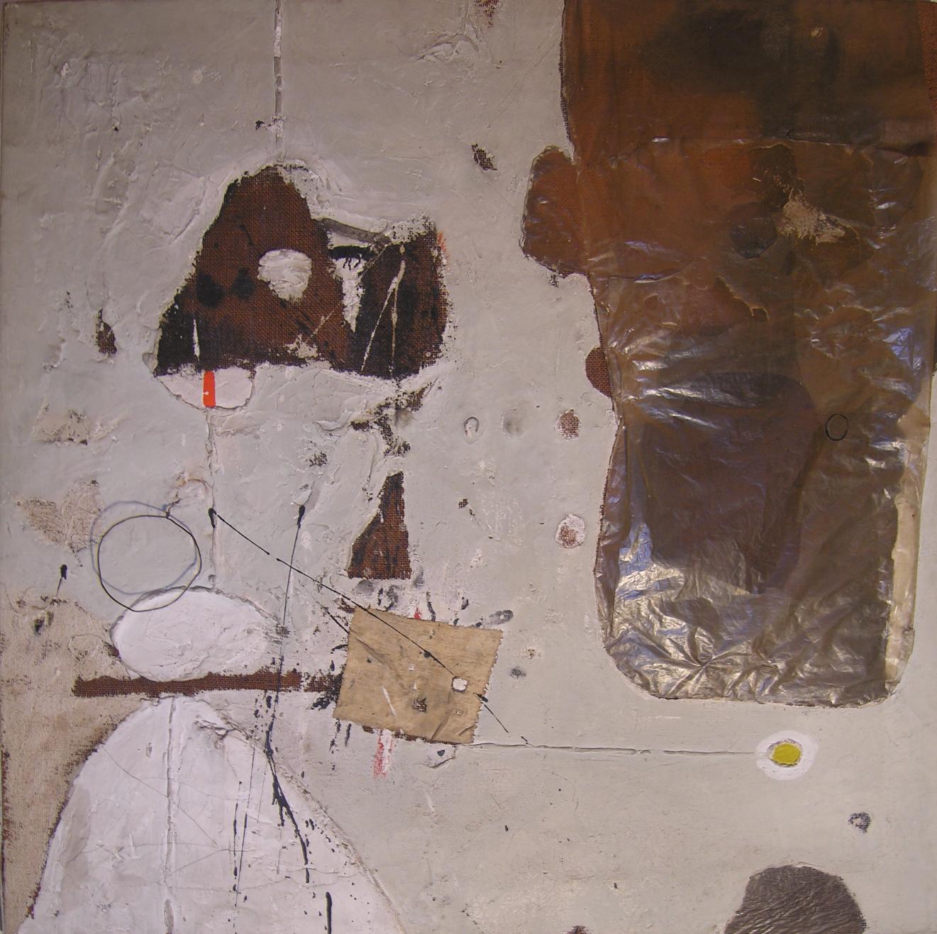 Pieni e vuoti (anos 1950)