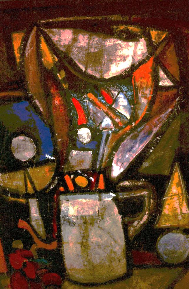Natura morta (anos 1950)