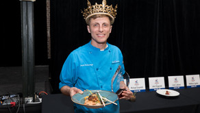 Gulfport Chef Crowned King of Mississippi Seafood