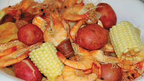 Memorial Day is Perfect Day for a Shrimp Boil