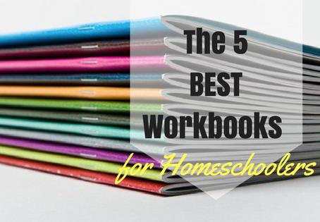 The 5 Best Workbooks for Homeschoolers