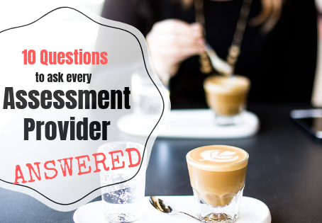 What Questions Should I Ask a Non-Test Assessment Provider?