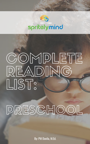 Complete Reading List: Preschool