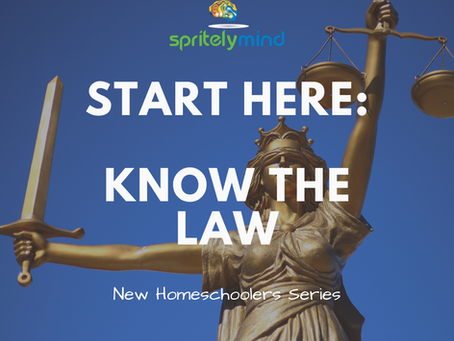 Start Here: Know the Law