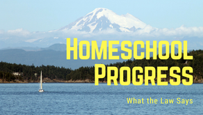 Homeschool Progress: What the Law Says