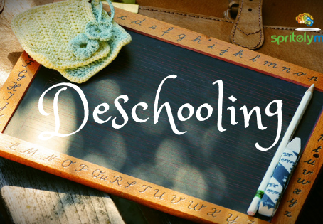 Deschooling: What it is, How to Do it, and 20 Deschooling Ideas