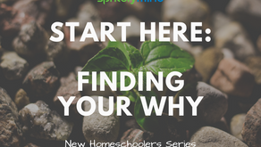 Start Here: Find Your Why