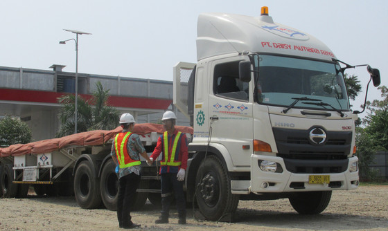 Uji Kompetensi Pengemudi Angkutan Barang Umum & Peti Kemas, Cikarang Barat, Sabtu 29 September 2