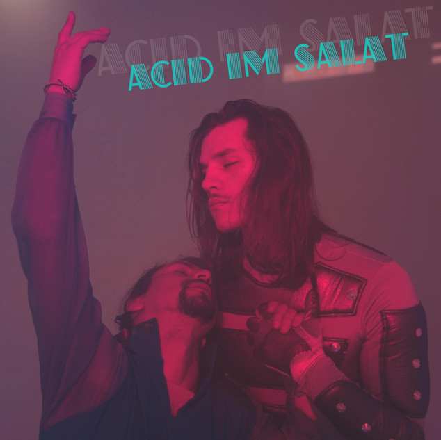ACID IM SALAT