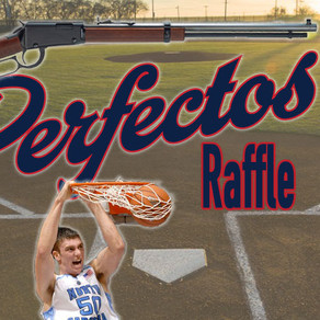 Raffle Heats Up