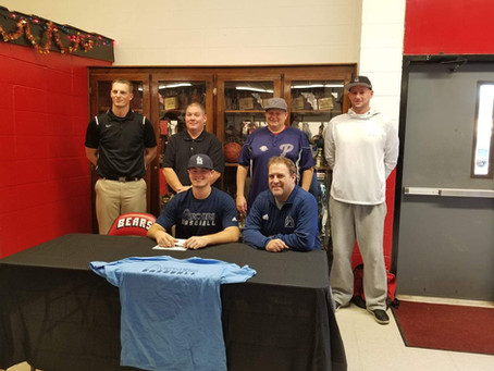 Bratton Signs With St Louis CC