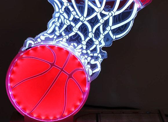 LitLamps - Basketball Lamp