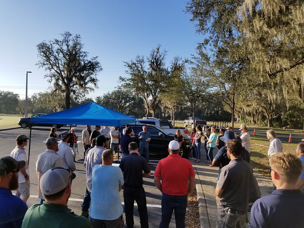 SurvTech and Flatwoods Consulting collaborate on Training event
