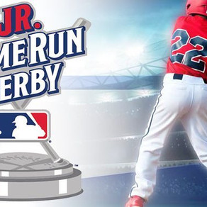 MLB's Jr Home Run Derby at TRC on May 6