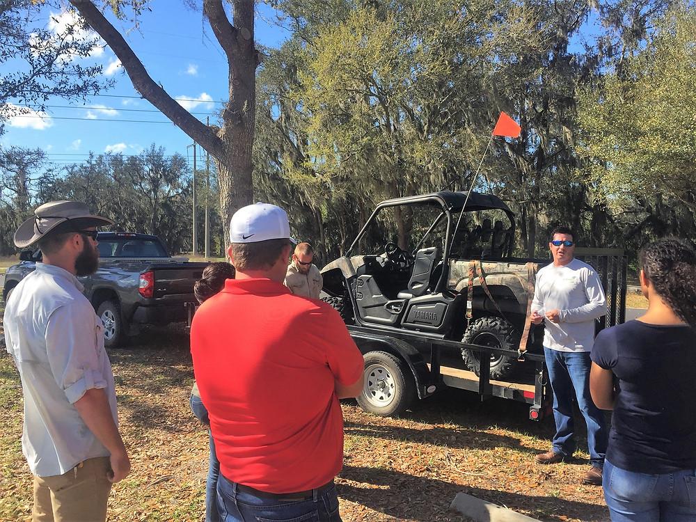 Truck and UTV safety