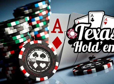 Weekly Charity Online No Limit Texas Holdem Tourney