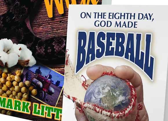 Mark Littell Autographed Books Available