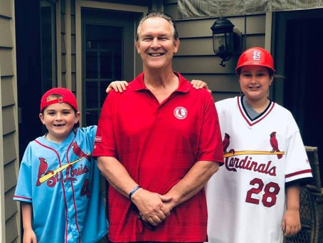 Herr Elected to Cardinals Hall of Fame