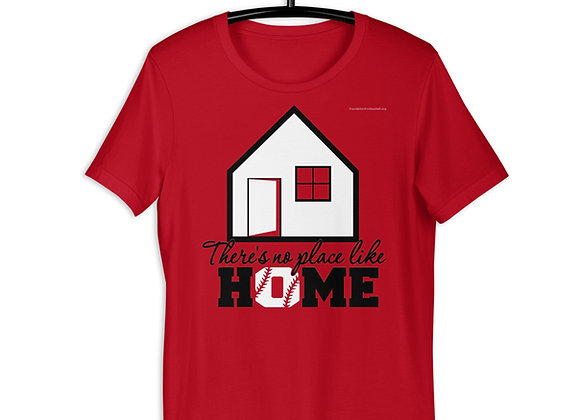 No Place Like Home - Short-Sleeve Unisex T-Shirt