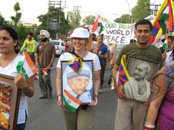 מצעד לשלום 13