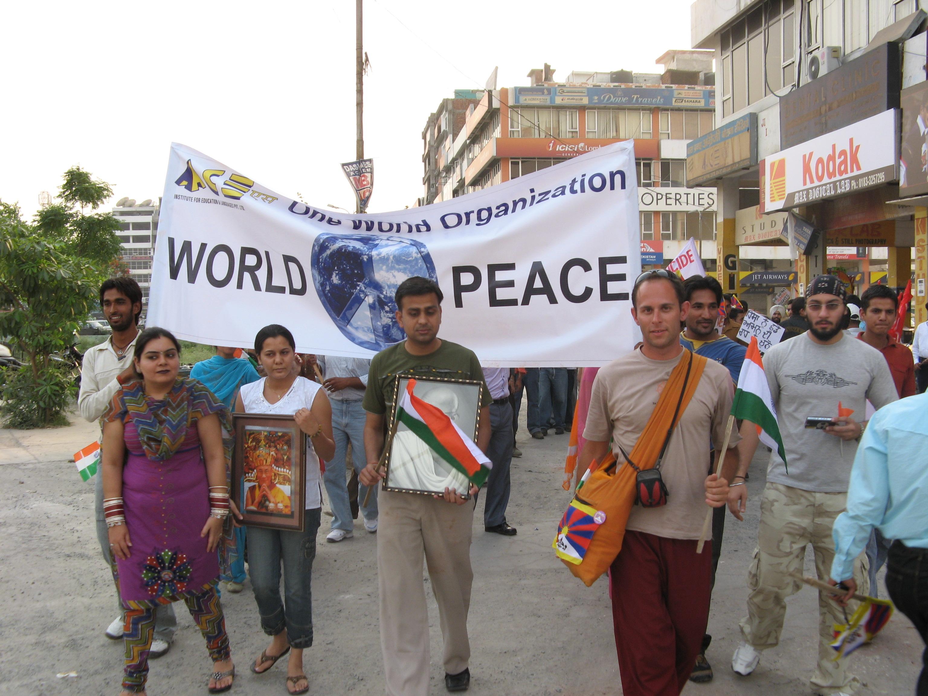מצעד לשלום 11