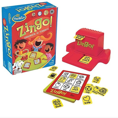 Zingo! - TÜRKÇE