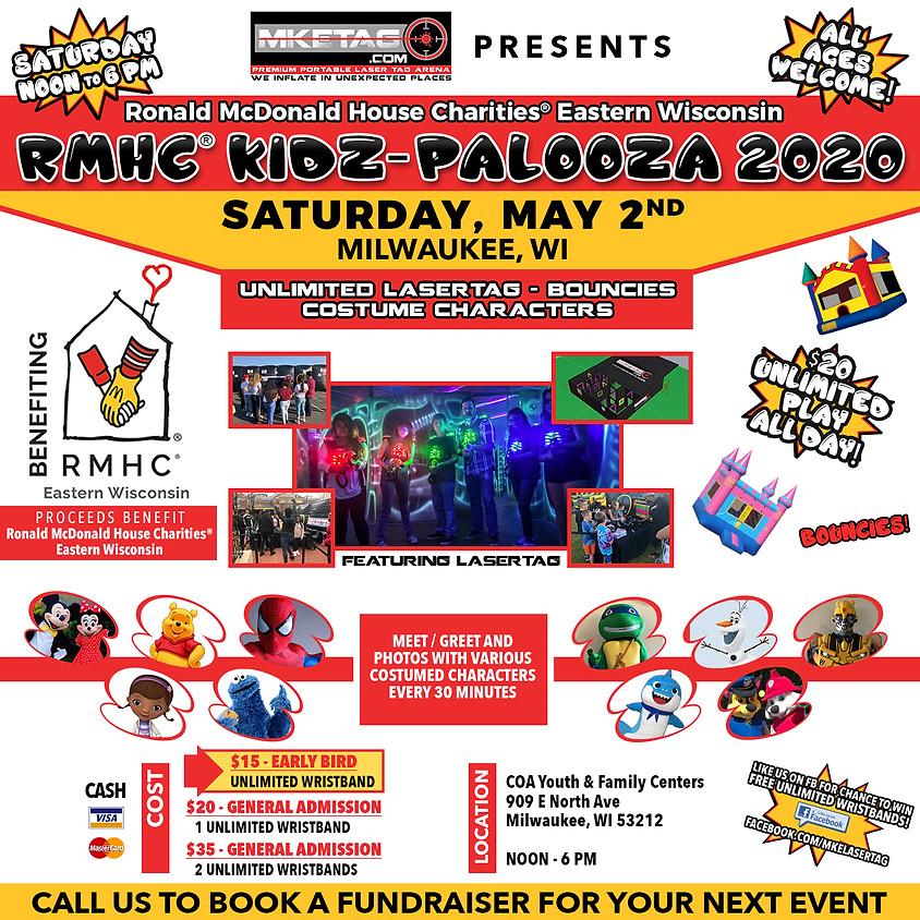RMHC Kidz-Palooza 2020